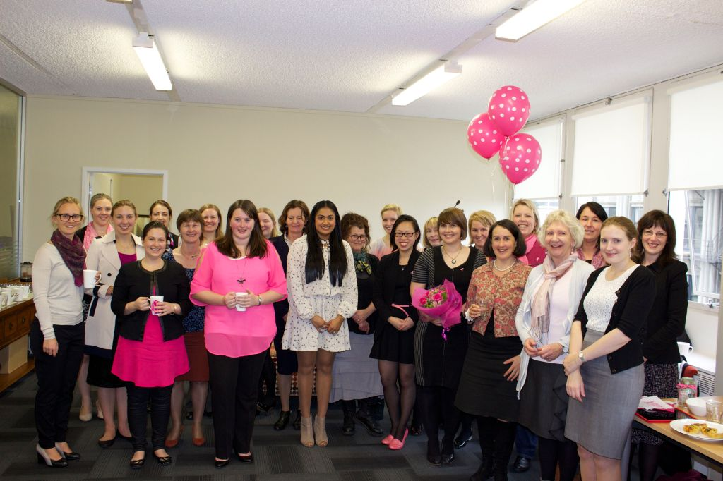 15 - 5 - 14 OWLS Pink Ribbon Morning Tea 18