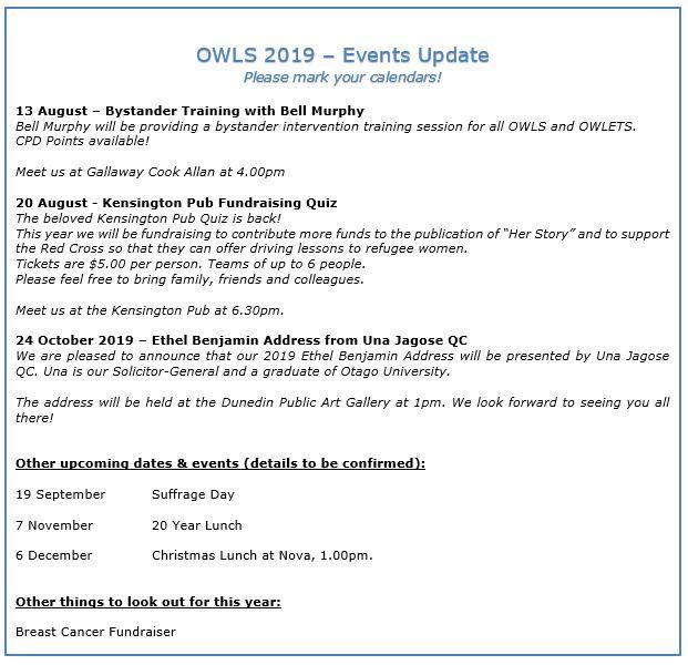 Update 11 August